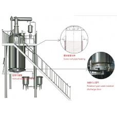 LTQ 系列螺旋管加熱提取罐