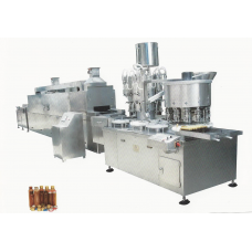 SGKGZ-8 口服液洗烘灌軋聯動生產線