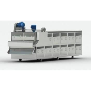DW 系列帶式乾燥機